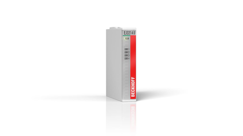 EJ3214 | 4-channel input Pt100 (RTD)