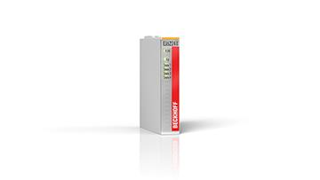 EJ6224-0090 | EtherCAT plug-in module, 4-channel communication interface, IO-Link, master, TwinSAFESC