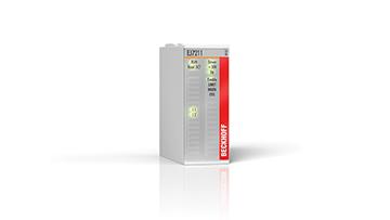 EJ7211-0010 | Servomotormodul für OCT, 48VDC, 4,5A (Ieff)
