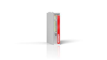 EJ7334-0008 | EtherCAT plug-in module, 4-channel motion interface, DC motor, 24VDC, 3A