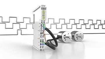 EL5162 | EtherCAT Terminal, 2-channel encoder interface, incremental, 24VDCHTL, 100kHz, 2xABC