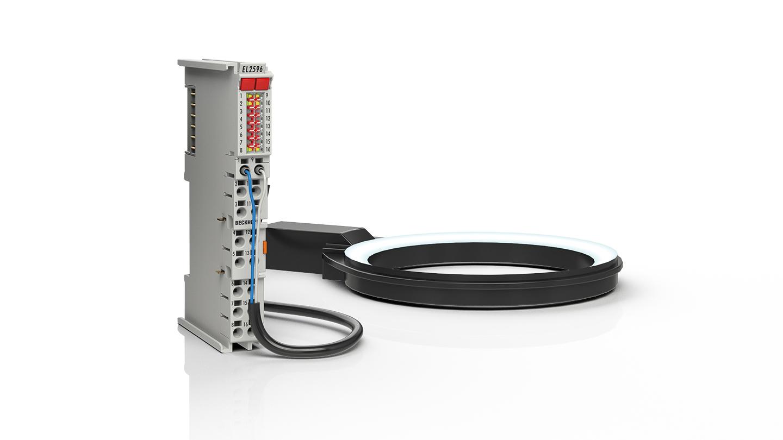 EL2596 | EtherCAT Terminal, 1-channel LED output, 24VDC, 3A