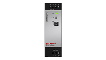 PS1061-2405-0000 | Power supply PS1000; output: 24VDC, 5A; input: AC200…240V, 1-phase