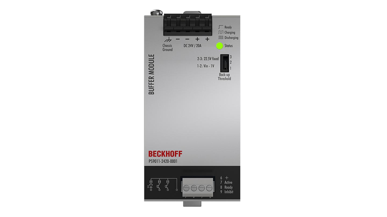 PS9011-2420-0001   Buffer module PS9000; output: 24VDC, 20A, 200ms; input: 24VDC