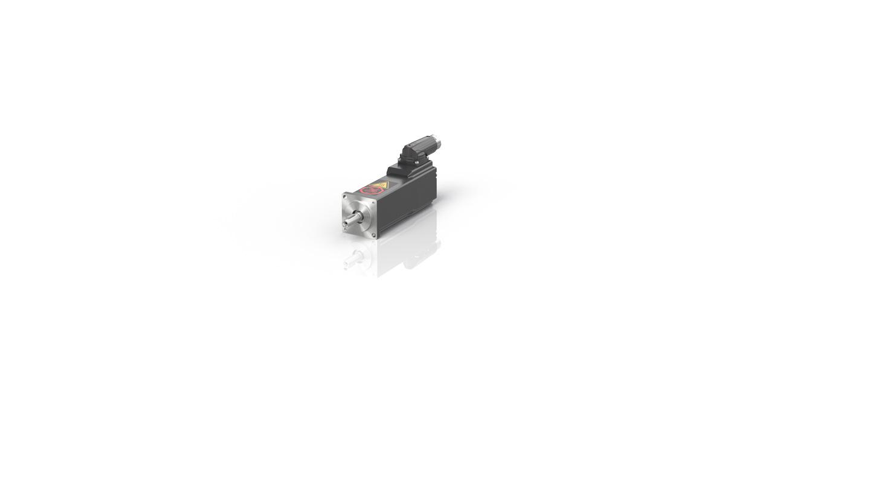 Servomotor without fan, OCT