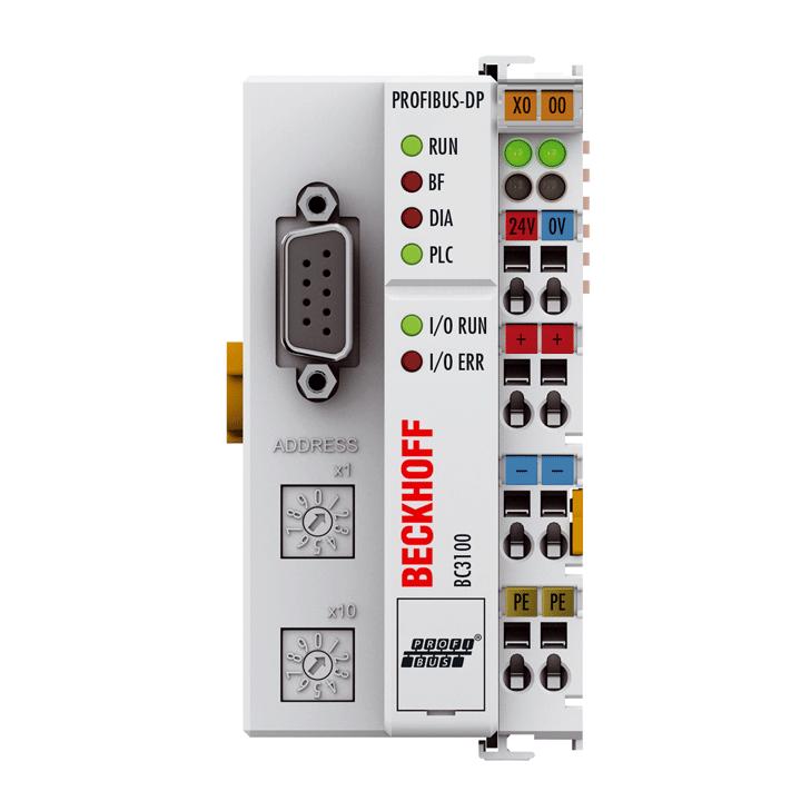 BC3100 | PROFIBUS-Busklemmen-Controller