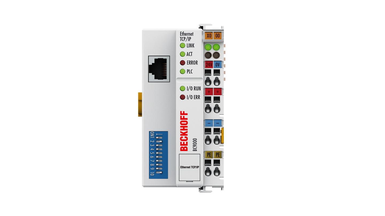BC9000 | Ethernet TCP/IP Bus Terminal Controller