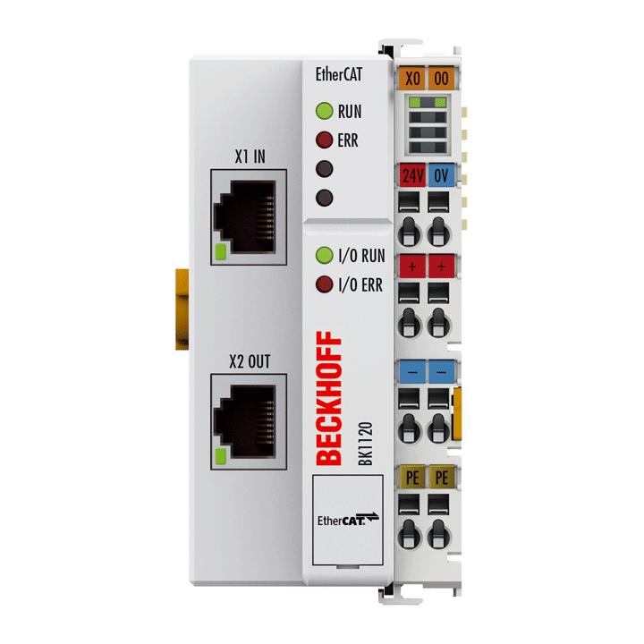EtherCAT-Buskoppler BK1120