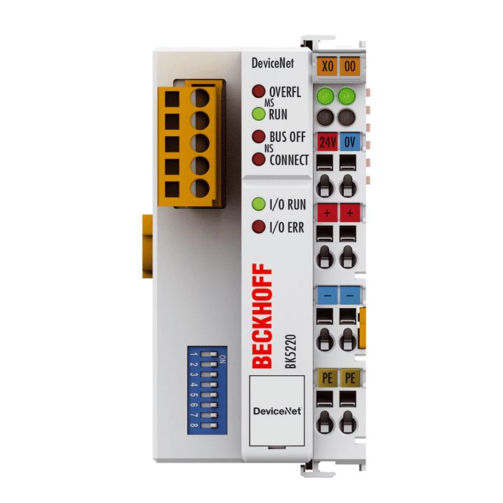BK5220 | DeviceNet Bus Coupler