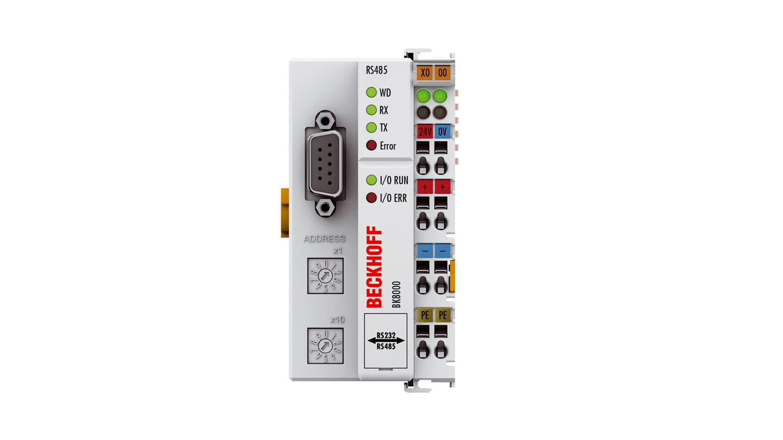BK8000 | RS485-Buskoppler