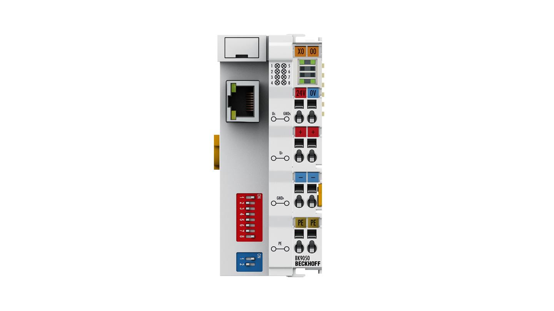 BK9050 | Ethernet TCP/IP Bus Coupler