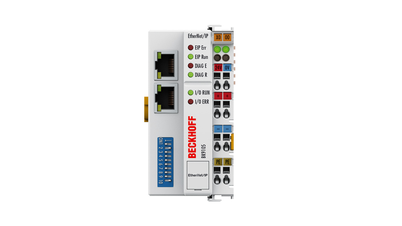 BK9105 | EtherNet/IP Bus Coupler