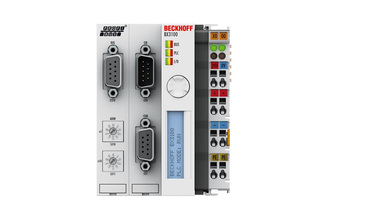 BX3100 | PROFIBUS Bus Terminal Controller
