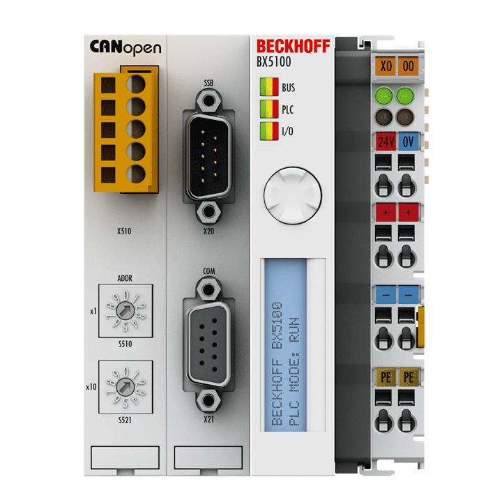 BX5100 | CANopen Bus Terminal Controller