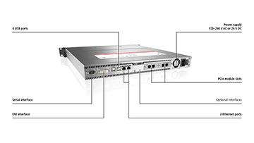 C5210-0030 | 19-inch slide-in Industrial PC
