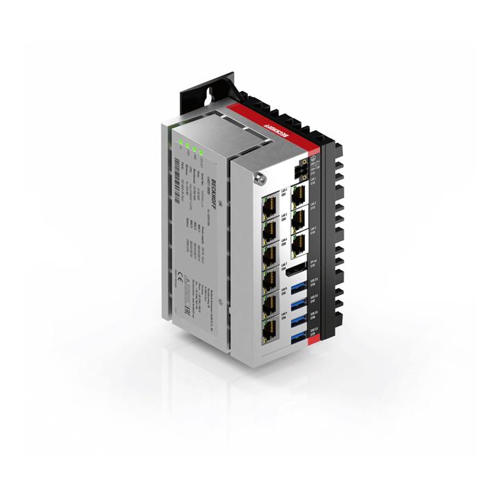 C6027 | Lüfterloser Ultra-Kompakt-Industrie-PC