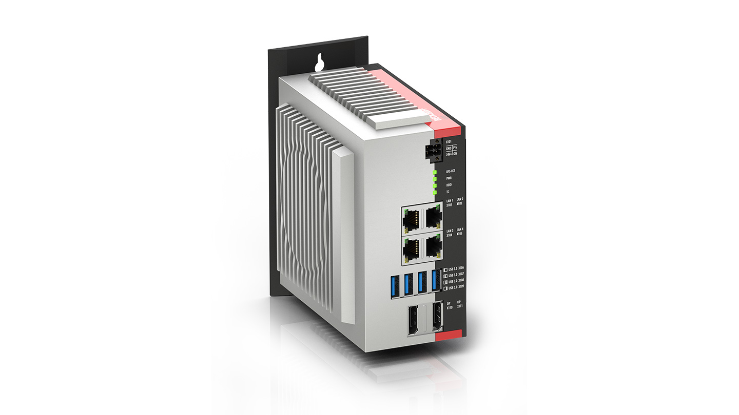 C6030 | Ultra-compact Industrial PC