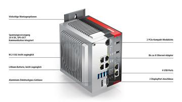 C6032 | Ultra-Kompakt-Industrie-PC
