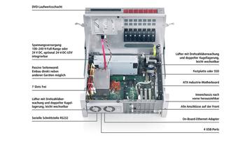C6240-0060 | Schaltschrank-Industrie-PC