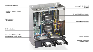C6670 | Control cabinet industrial server