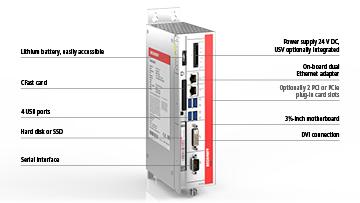 C6920-0060 | Control cabinet Industrial PC