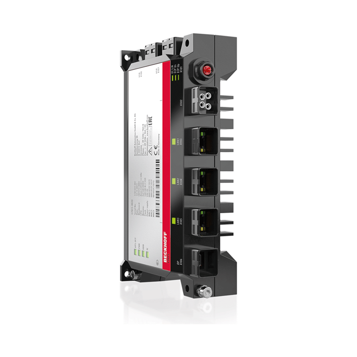 C7015 | Industrial PC in IP 65 for direct integration into the machine