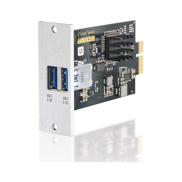 C9900-E277 | USB 3.0 PCIe module