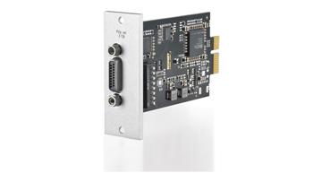 C9900-E2xx | Slotbox zur Erweiterung eines Industrie-PCs um zwei Steckkarten-Slots