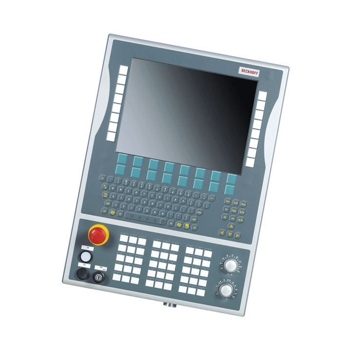 C9900-E78x | CNC push-button extension for tool machines at CP6xxx and CP7xxx Control Panels and Panel PCs
