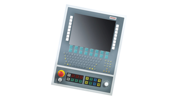 C9900-Ex8x | PLC push-button extension for tool machines at CP6xxx and CP7xxx Control Panels and Panel PCs