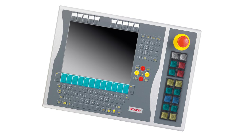 C9900-Ex1x | Tastererweiterung für Control Panel und Panel-PCs CP6xxx und CP7xxx mit 12-Zoll-Display und alphanumerischer Tastatur
