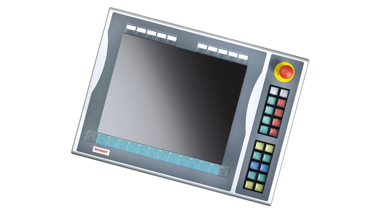 C9900-Ex3x | Tastererweiterung für Control Panel und Panel-PCs CP6xxx und CP7xxx mit 19-Zoll-Display und Funktionstasten