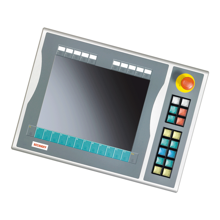 C9900-Ex5x | Push-button extension for CP6xxx and CP7xxx Control Panels and Panel PCs with 15-inch display and function keys