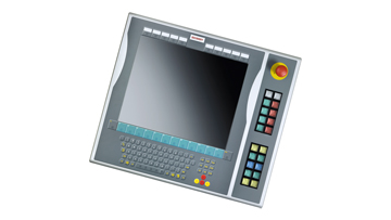 C9900-Ex9x | Push-button extension for CP6xxx and CP7xxx Control Panels and Panel PCs with 19-inch display and alphanumeric keyboard