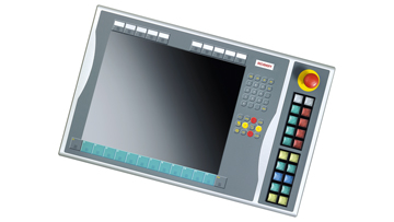 C9900-Ex9x | Push-button extension for CP6xxx and CP7xxx Control Panels and Panel PCs with 19-inch display and numeric keyboard