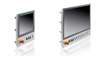 C9900-G00x | Push-button extension for built-in CP2xxx multi-touch panels