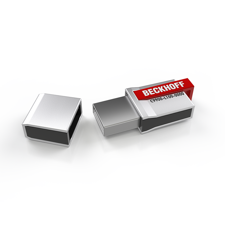 C9900-L100 | License key USB stick for TwinCAT 3.1