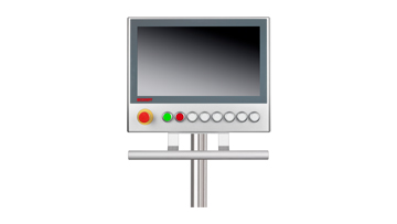 C9900-M361 | Handle at the bottom of the CP3xxx