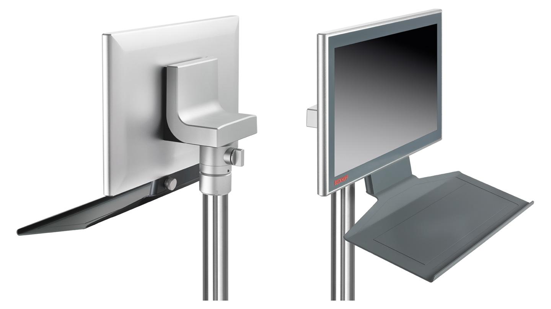 C9900-M406 | Tastaturablage für Multitouch-Control-Panel und -Panel-PCs CP3xxx