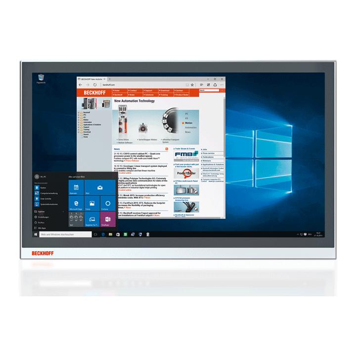 C9900-S47x, C9900-S48x, CXxxxx-014x, CXxxxx-015x | Microsoft Windows 10 IoT Enterprise 2016 LTSB for Beckhoff Industrial PCs