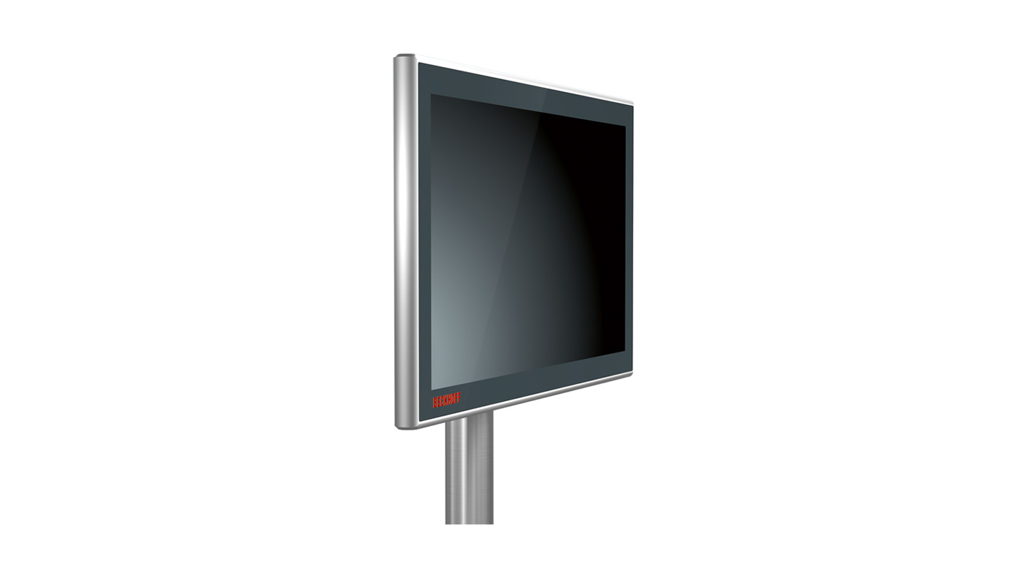 CP39xx-0000 | Multi-touch Control Panel with DVI/USB Extended interface