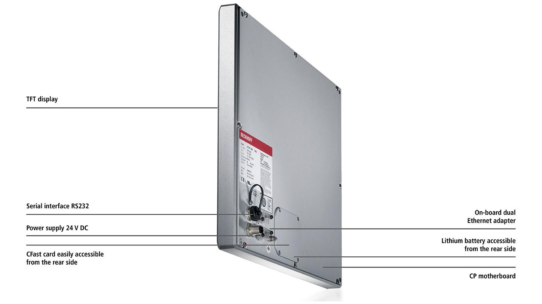 CP77xx-xxxx-0050 | Panel PC