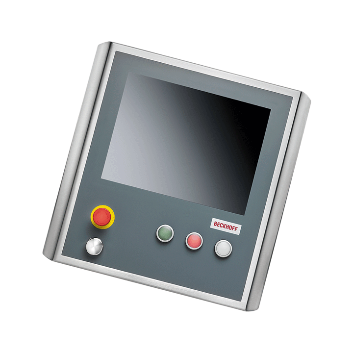 CP7902-1401-0000 | Stainless steel Control Panel in IP 65 with 15-inch display, customer-specific variant