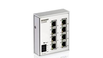CU2008 | 8-port switch, Ethernet, 100MBit/s