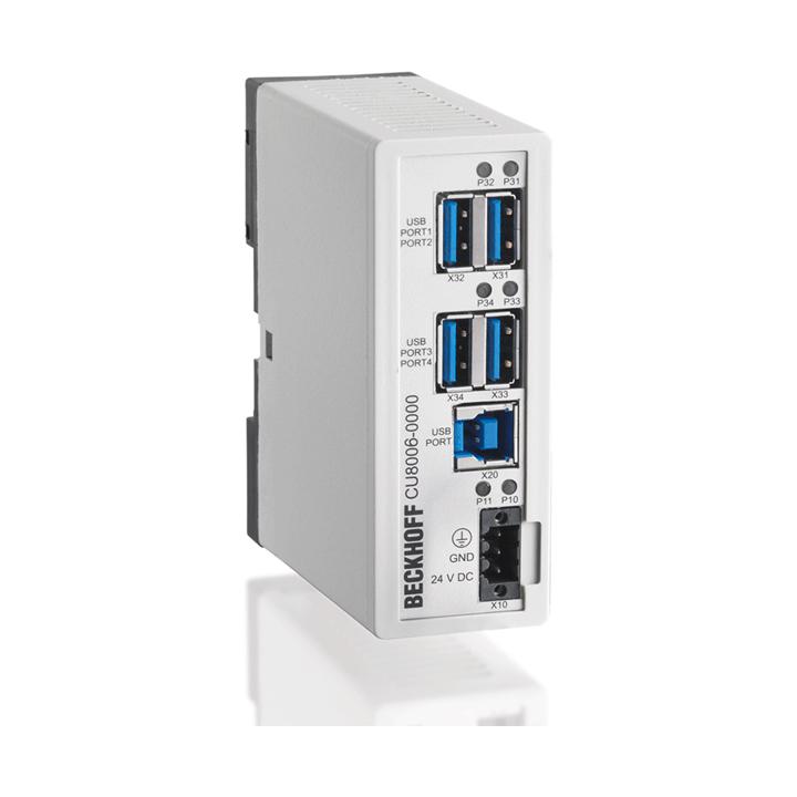 CU8006 | 4-port USB 3.0 hub