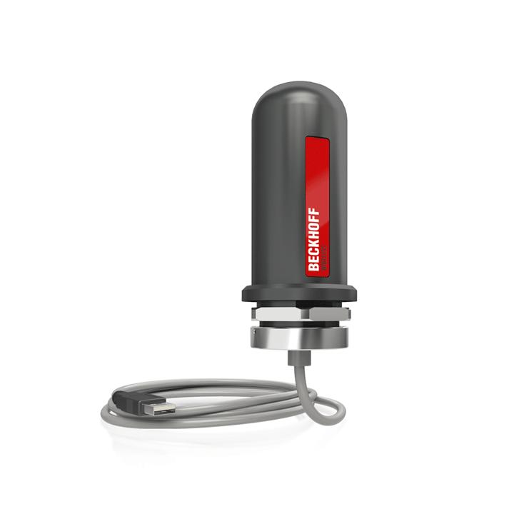 CU8210-M001-01x0 | Gehäusedom für industrielle WLAN- und Mobilfunk-Komponenten