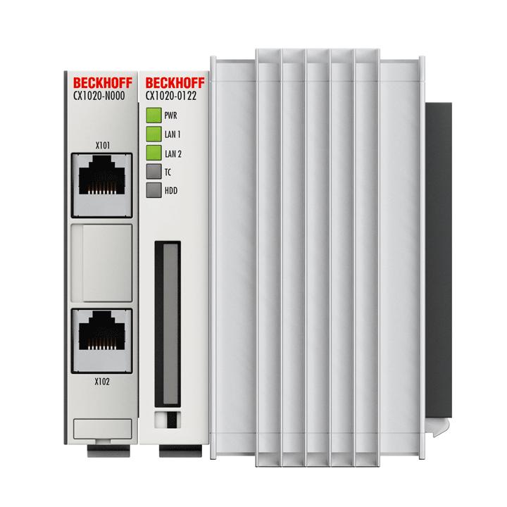 CX1020 | Basic CPU module