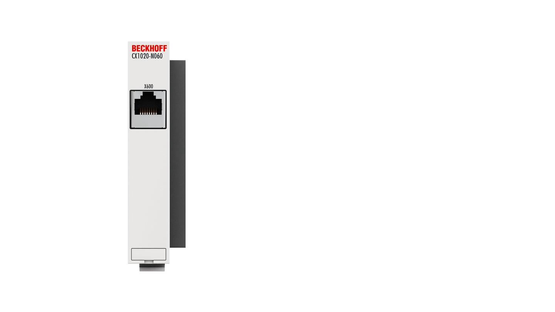 CX1020-N060 | Systemschnittstellen