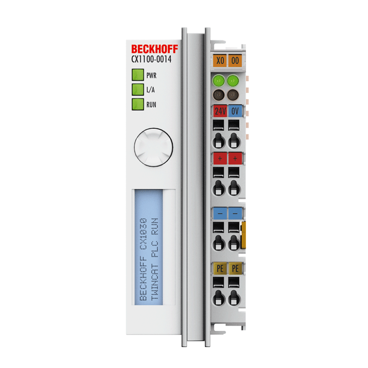 CX1100-0014 | Power supply units and I/O interfaces for CX1030