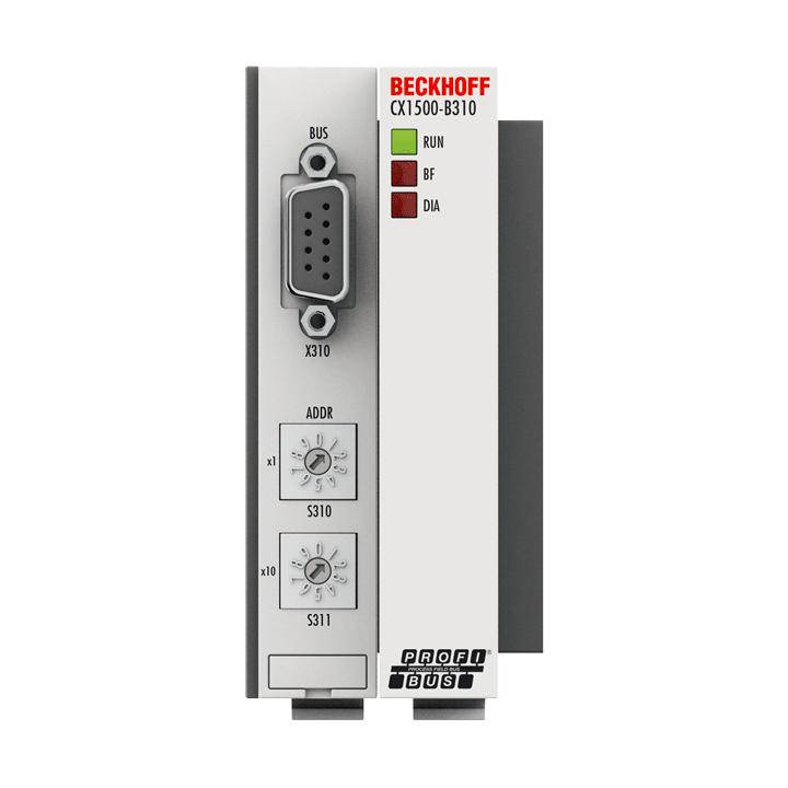 CX1500-B310 | PROFIBUS slave fieldbus connection